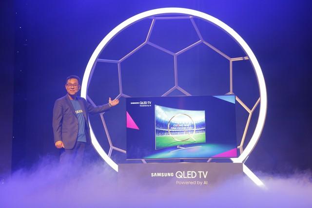 Samsung TV QLED 2018 & những tiêu chuẩn TV thế hệ mới - Ảnh 6.