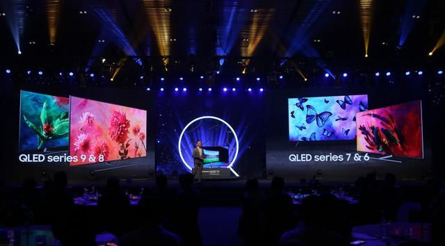 Samsung TV QLED 2018 & những tiêu chuẩn TV thế hệ mới - Ảnh 1.