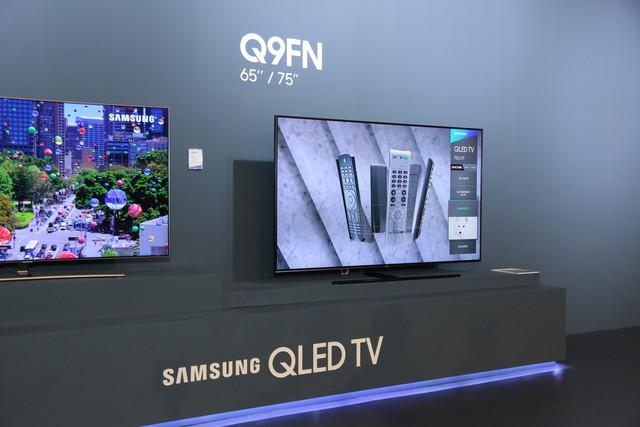 Samsung TV QLED 2018 & những tiêu chuẩn TV thế hệ mới - Ảnh 2.