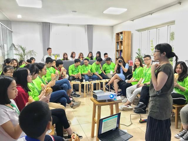 Việt Nam Tái Chế triển khai chương trình hợp tác với các trường đại học - Ảnh 2.