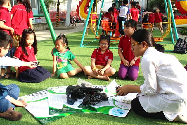 Việt Nam Tái Chế triển khai chương trình hợp tác với các trường đại học - Ảnh 1.