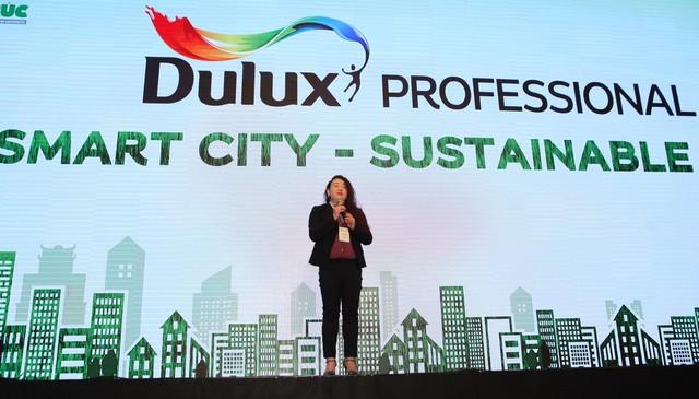 Dulux ra mắt sản phẩm mới hướng đến đô thị thông minh bền vững - Ảnh 1.