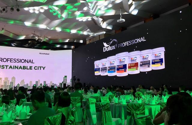 Dulux ra mắt sản phẩm mới hướng đến đô thị thông minh bền vững - Ảnh 2.