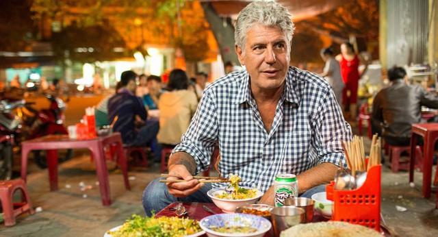10 câu nói truyền cảm hứng của ngôi sao ẩm thực Anthony Bourdain - Ảnh 2.