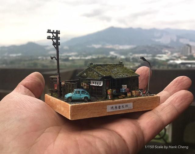 Cùng ngắm thế giới thu nhỏ kỳ diệu của Hank Cheng - Ảnh 6.