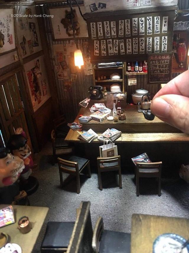 Cùng ngắm thế giới thu nhỏ kỳ diệu của Hank Cheng - Ảnh 8.
