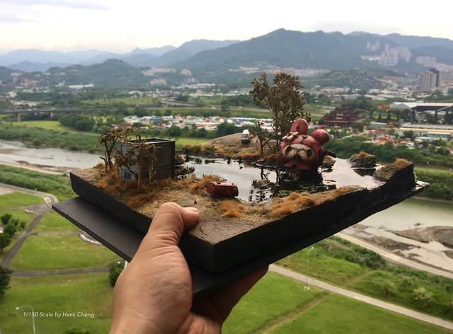 Cùng ngắm thế giới thu nhỏ kỳ diệu của Hank Cheng - Ảnh 9.