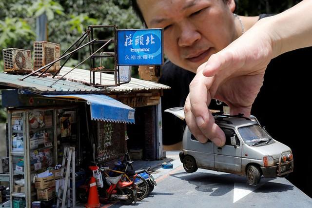 Cùng ngắm thế giới thu nhỏ kỳ diệu của Hank Cheng - Ảnh 5.