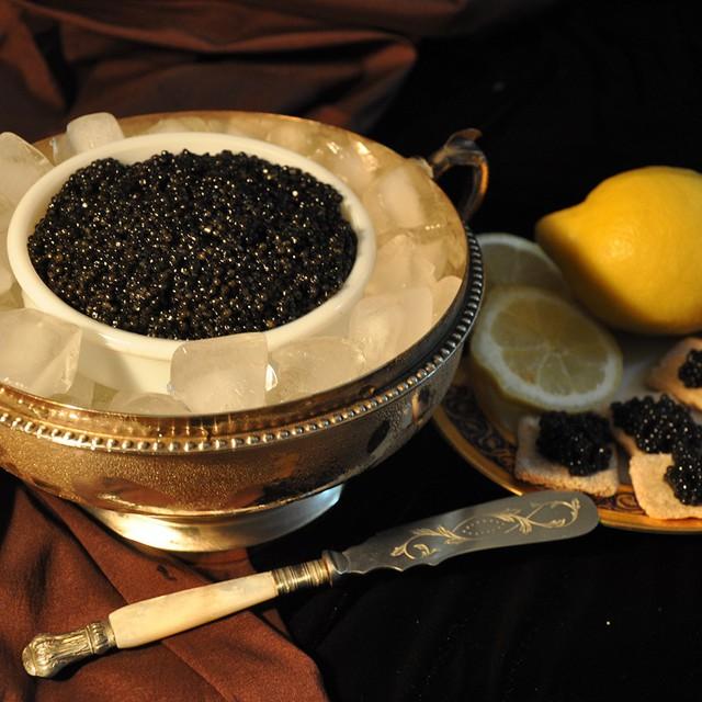 Từ Caviar đến Pelmeni, fan bóng đá nói gì về ẩm thực Nga? - Ảnh 6.