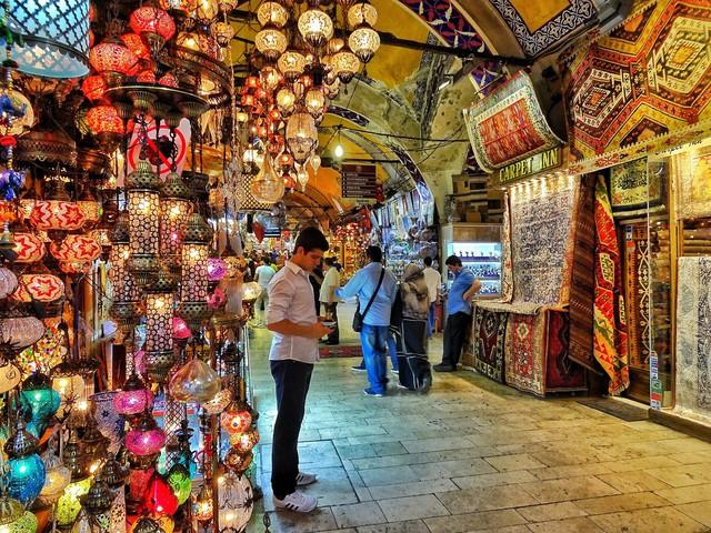 Istanbul: nơi văn hóa giao thoa - Ảnh 9.