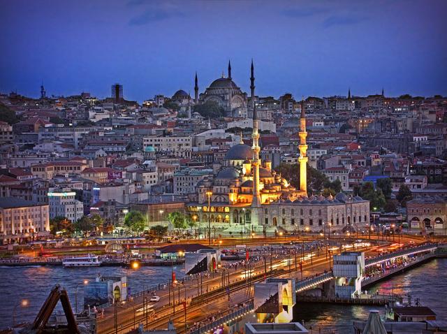 Istanbul: nơi văn hóa giao thoa - Ảnh 1.