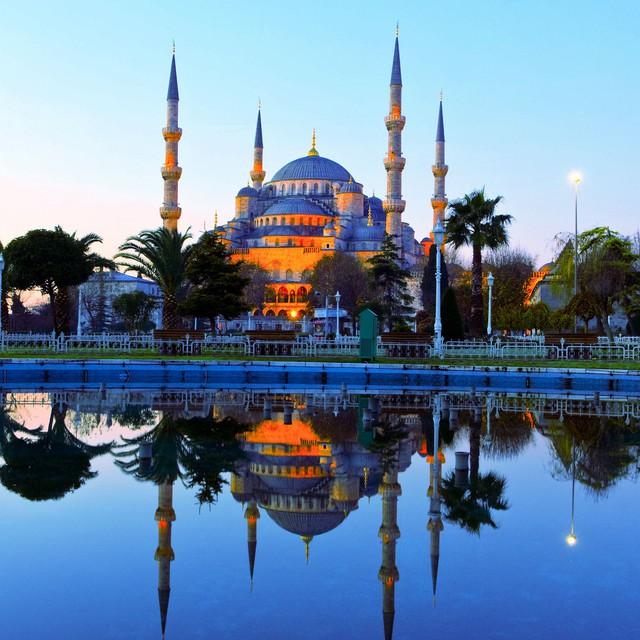 Istanbul: nơi văn hóa giao thoa - Ảnh 6.