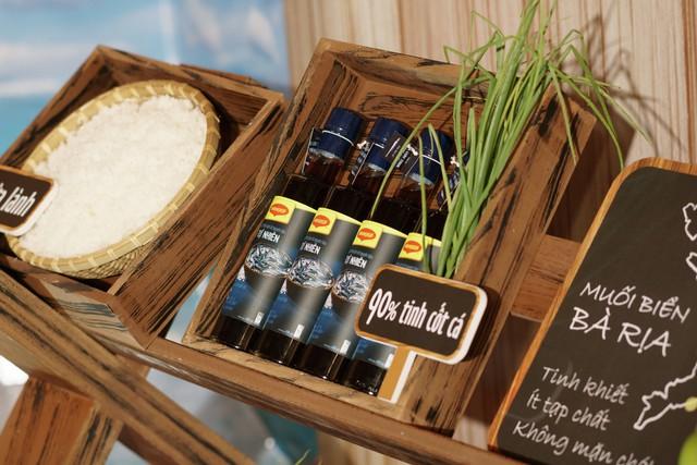 Nestlé Việt Nam ra mắt nước mắm Maggi làm từ nguyên liệu tự nhiên - Ảnh 3.