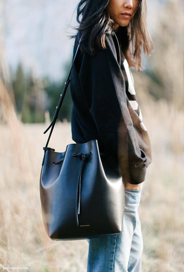 Bucket Bag - chiếc túi không bao giờ lỗi mốt - Ảnh 4.