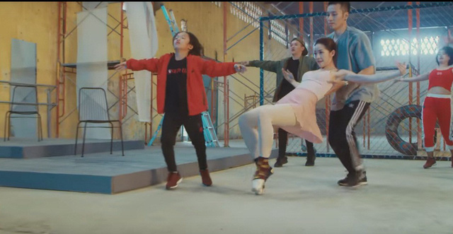 Bài ca tự do - MV đầu tiên theo phong cách Urban dance của Mỹ Linh - Ảnh 2.