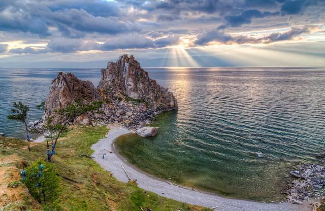 Baikal – hồ nước ngọt sâu nhất thế giới - Ảnh 4.