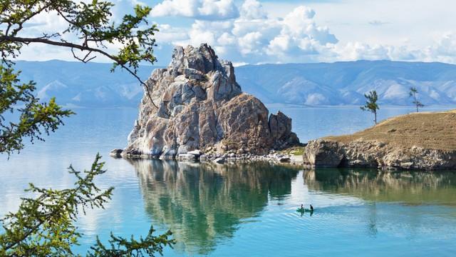 Baikal – hồ nước ngọt sâu nhất thế giới - Ảnh 2.