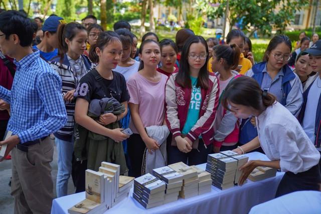 Nhật ký Hành trình từ Trái tim ngày 6.7: Cùng chung tay xây dựng khát vọng lớn cho 30 triệu thanh niên Việt - Ảnh 3.