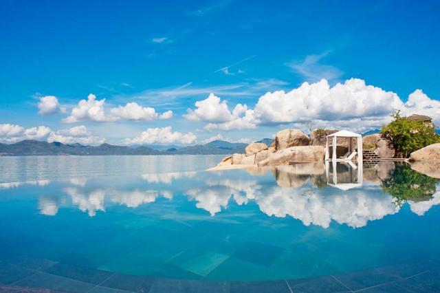 5 khu nghỉ dưỡng sở hữu bãi biển riêng tư tuyệt đẹp - Ảnh 8.