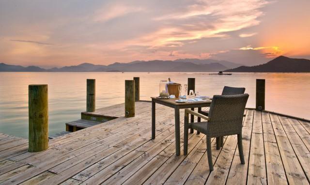 5 khu nghỉ dưỡng sở hữu bãi biển riêng tư tuyệt đẹp - Ảnh 6.
