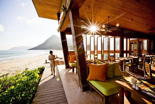 5 khu nghỉ dưỡng sở hữu bãi biển riêng tư tuyệt đẹp - Ảnh 17.
