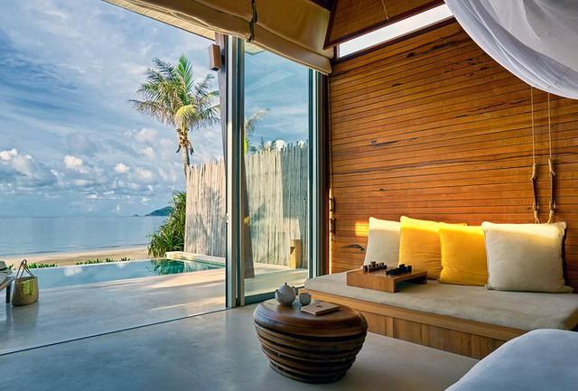 5 khu nghỉ dưỡng sở hữu bãi biển riêng tư tuyệt đẹp - Ảnh 19.