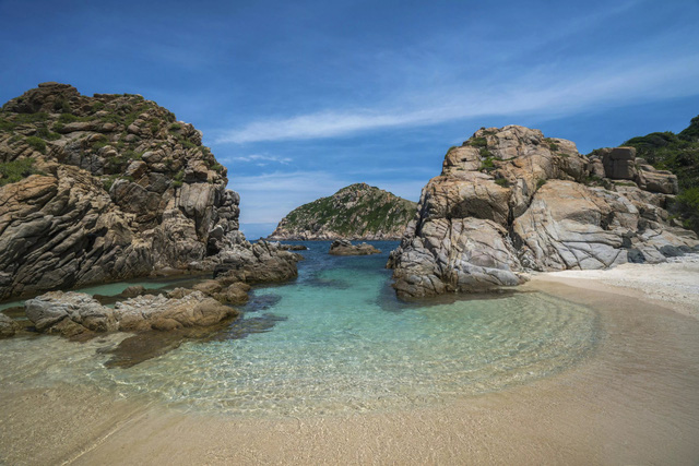 5 khu nghỉ dưỡng sở hữu bãi biển riêng tư tuyệt đẹp - Ảnh 13.