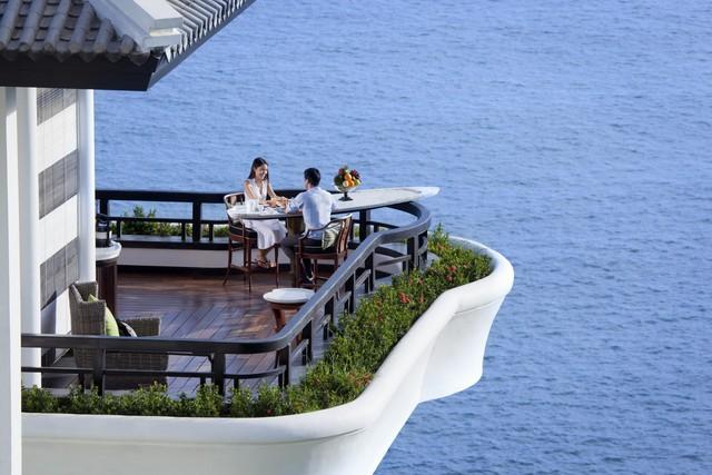 5 khu nghỉ dưỡng sở hữu bãi biển riêng tư tuyệt đẹp - Ảnh 9.