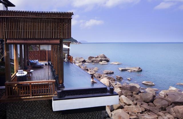 5 khu nghỉ dưỡng sở hữu bãi biển riêng tư tuyệt đẹp - Ảnh 12.