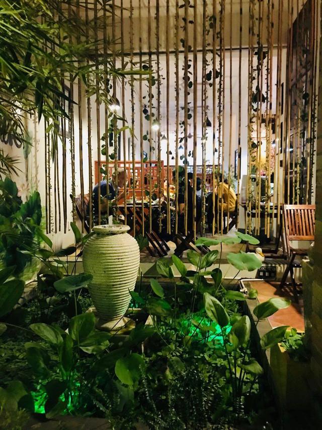 Phương Mai Chay Quán: không gian chiêm nghiệm giữa lòng thành phố - Ảnh 2.