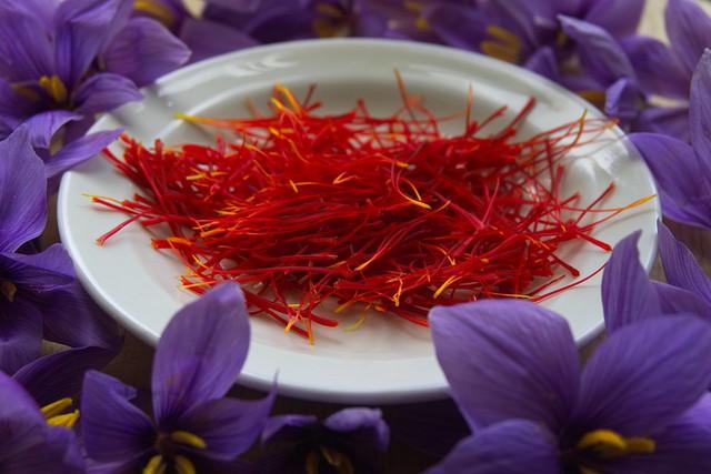 6 công thức làm đẹp da với Saffron