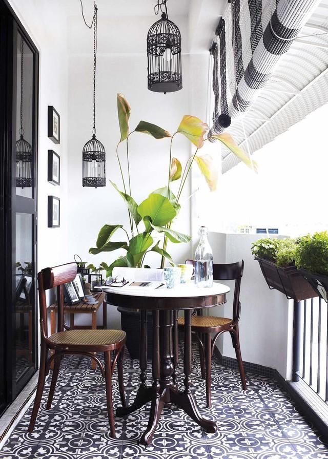 Ngôi nhà 2 tầng nhỏ xinh mang phong cách retro - Ảnh 4.