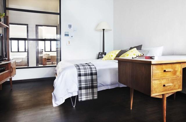 Ngôi nhà 2 tầng nhỏ xinh mang phong cách retro - Ảnh 7.
