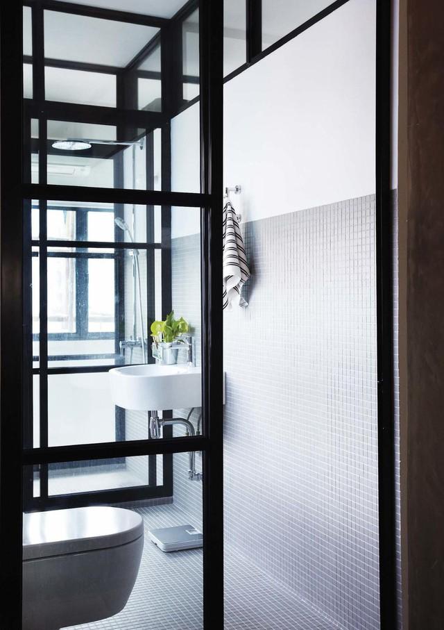 Ngôi nhà 2 tầng nhỏ xinh mang phong cách retro - Ảnh 9.