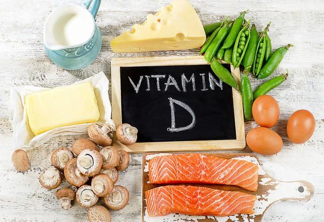 Hỏi đáp về vitamin D - Ảnh 2.
