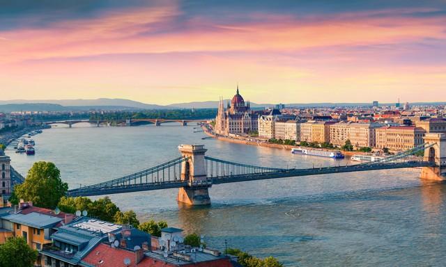 Đến Budapest để ngắm sông Danube - Ảnh 1.