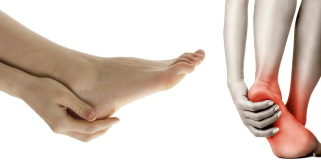 Nhìn bàn chân để đoán bệnh - Ảnh 3.