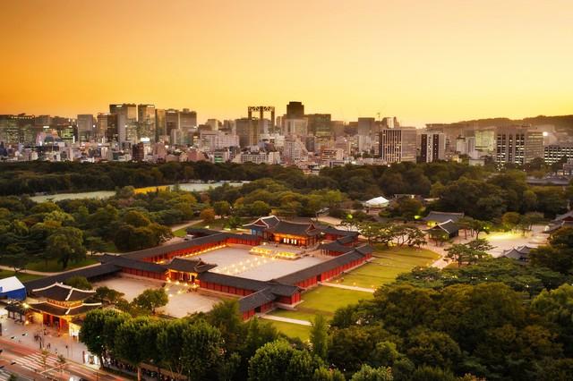 Cung điện Changdeokgung – nơi đẹp nhất để ngắm mùa thu Hàn Quốc - Ảnh 1.