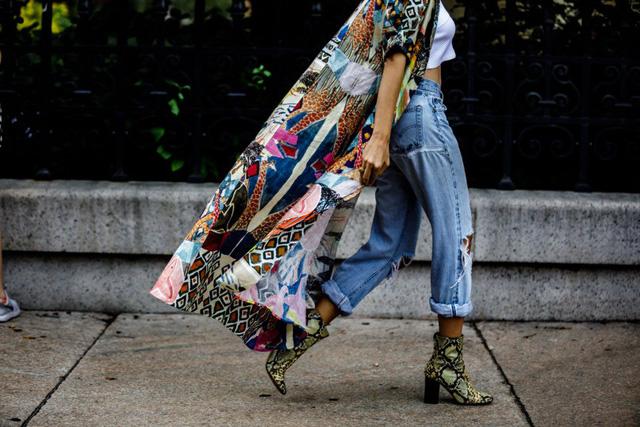 Thời trang đường phố tại New York Fashion week 2019 - Ảnh 15.