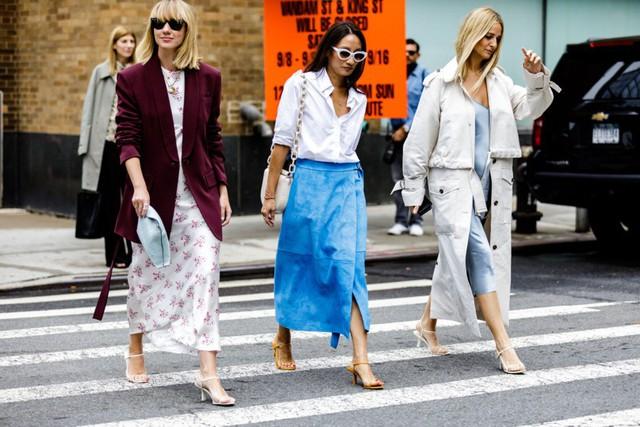 Thời trang đường phố tại New York Fashion week 2019 - Ảnh 2.