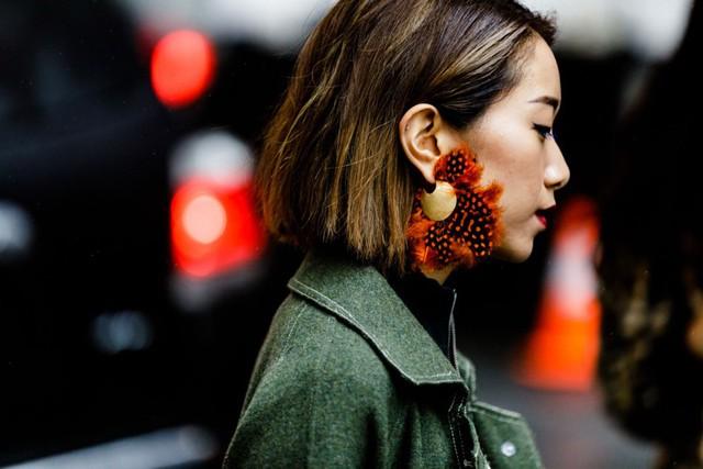 Thời trang đường phố tại New York Fashion week 2019 - Ảnh 3.