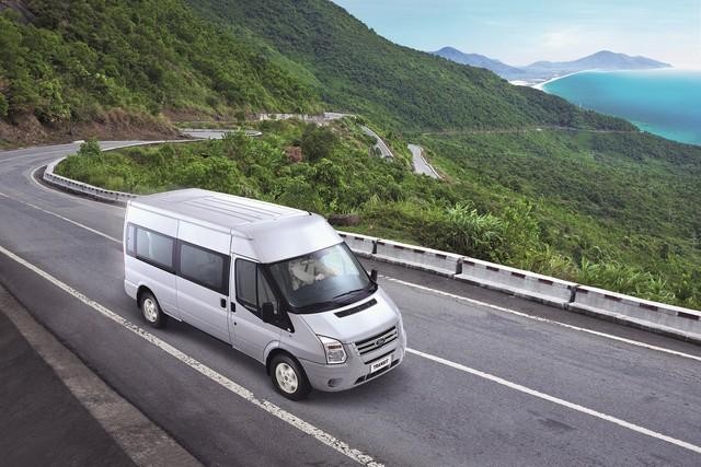 Ford Việt Nam đạt thị phần ấn tượng trong năm 2017  - Ảnh 2.