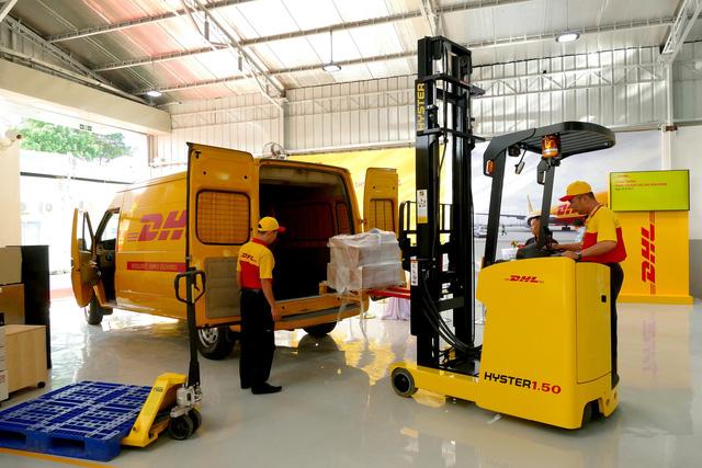 DHL khai trương Trung tâm khai thác mới tại Bình Dương - Ảnh 1.