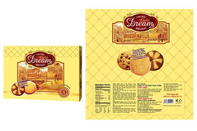 Bánh kẹo nhái tràn lan trên thị trường trước Tết nguyên đán 2019 - Ảnh 2.