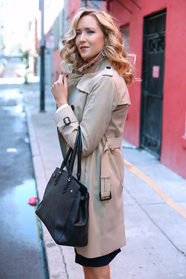 Trench coat: nhất định phải có trong mùa đông - Ảnh 7.