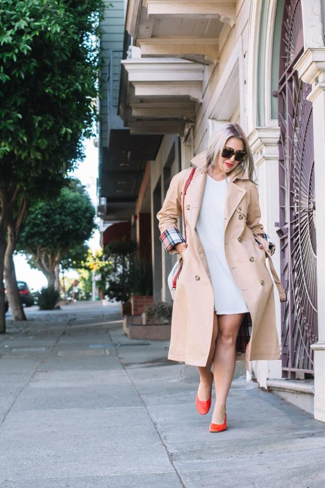 Trench coat: nhất định phải có trong mùa đông - Ảnh 3.