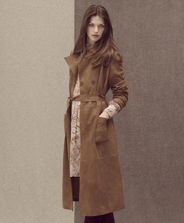 Trench coat: nhất định phải có trong mùa đông - Ảnh 4.