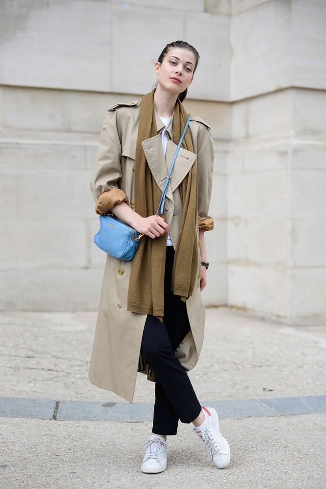 Trench coat: nhất định phải có trong mùa đông - Ảnh 5.