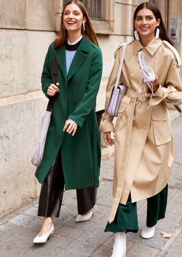 Trench coat: nhất định phải có trong mùa đông - Ảnh 9.