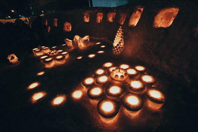 Đến Hokkaido ngắm lễ hội ánh sáng Otaru - Ảnh 9.